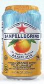 Sparkling Orange Beverage