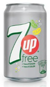 Seven Up Can