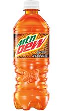 Mountain Dew Bottle