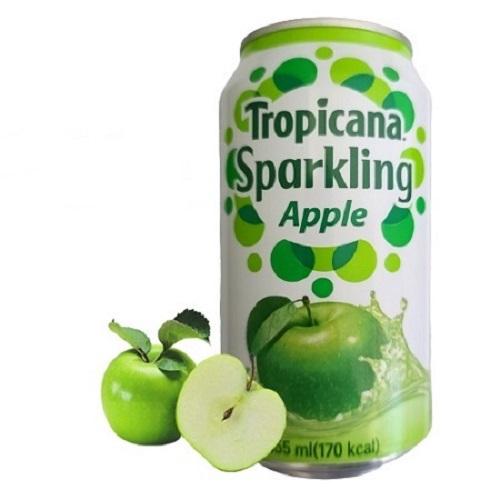 Tropicana Sparkling Soda Apple Flavour
