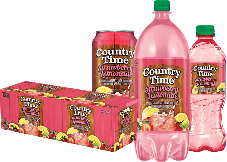 Country Time Lemonade Can