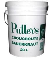 Plain Sauerkraut Pickles