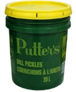 Dill Pickles (small)