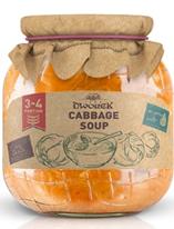 Cabbage Ukrainian Soup
