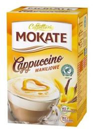 Mokate Cappuccino zip Vanilla