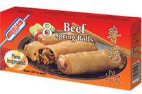 Spring Roll Beef