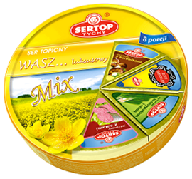 SERTOP TYCHY Cream Cheese Mix Your superb