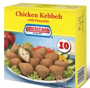 Lebanese Kebba Chicken