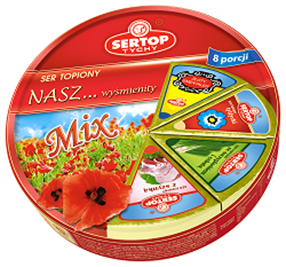 SERTOP TYCHY Cream Cheese Mix Our delectable