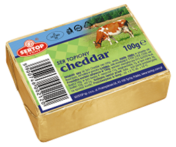 SERTOP TYCHY RECTANGLE CAKE Cheddar