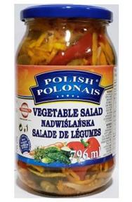 Vegetable Salad Nadwislanska