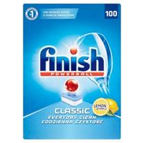 FINISH Classic Lemon 100 Pcs
