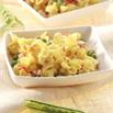 Fiocchetti with gorgonzola