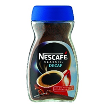 NESCAFE CLASSIC Decaffeinated