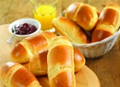 Brioche roll all butter