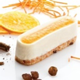 Carrot Orange Ingot Cheesecake