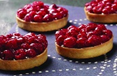 Raspberry tartelette