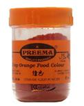 Deep Orange food color