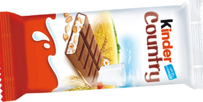 Kinder Country Wafer