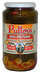 Putter's Spicy Pickles