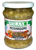 Polan Mushrooms concentrate soup