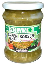 Polan Green borsch sorrel