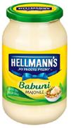 Hellmann's mayonnaise Babuni