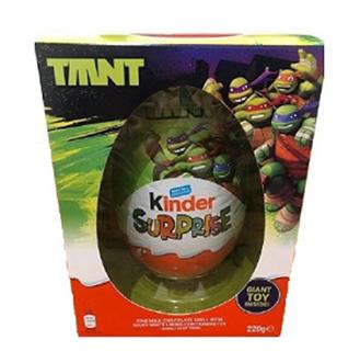 Kinder Surprise TMNT
