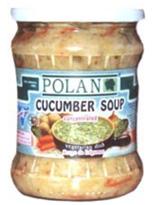 Polan Cucumber concentrate soup