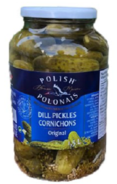 Polish Dill Pickles Original