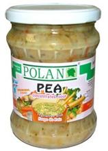 Polan Pea concente soup