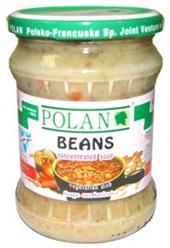 Polan Bean concentrate soup
