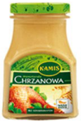 Kamis Horseradish Mustard