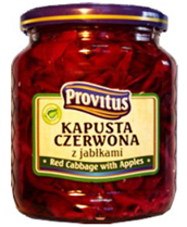 Provitus Red Cabbage with apple