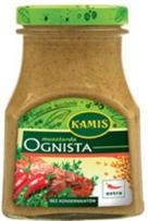 Kamis Hot (Fiery) Mustard