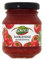 Lowicz Tomato past (jar SM)