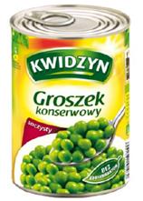 Kwidzyn Green Peas