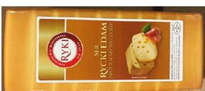 Cheese Polish SMOKED Rycki Edam