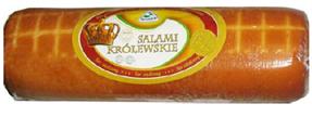 Cheese Polish Smoked Salami Krolew