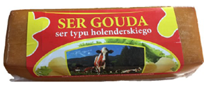 Cheese Polish Smoked Gouda