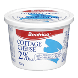 COTTAGE CHEESE, 2%