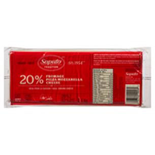TRADITION 20% PIZZA MOZZARELLA CHEESE