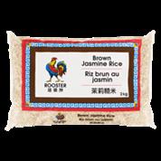 ROOSTER BROWN JASMINE RICE
