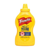 FRENCHS MUSTARD YELLOW TABLETOP