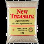 SHAH NEW TREASURE LONG GRAIN PARBOILED RICE