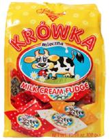 Solidar Krowka cream fudge bag