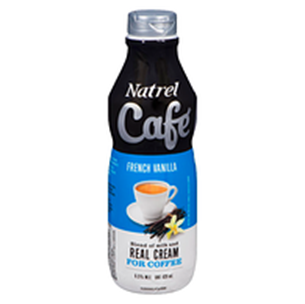 CAFE MILK AND CREAM BLEND, FRENCH VANILLA