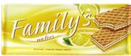 Family Lemon Wafers