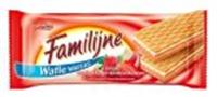 Family Strawberry-Cream Wafers